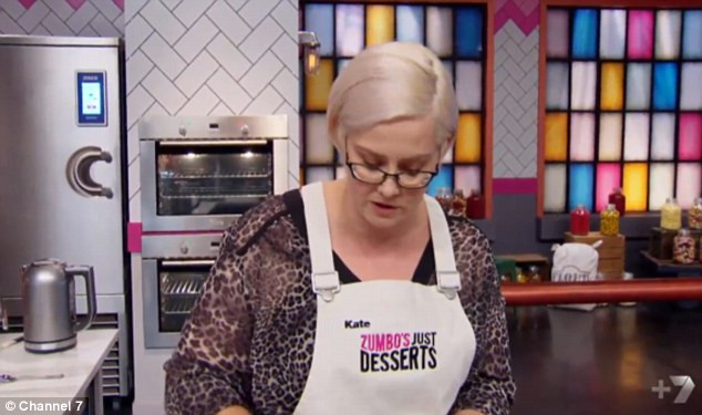 Zumbo'S Just Desserts Kate  Zumbo s Just Desserts bouncer Daniel reveals his hate of