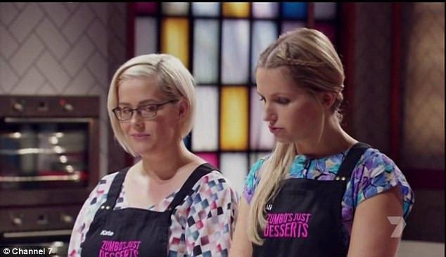 Zumbo'S Just Desserts Kate  Mum Kate beats Insurance Broker Ali to win Zumbo s Just