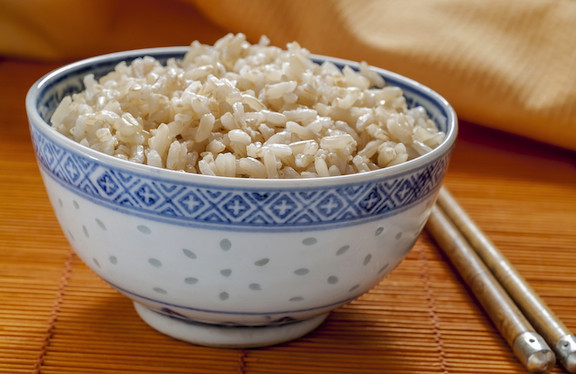 1 Cup Of Brown Rice  10 Reasons Why Brown Rice is the Healthy Choice