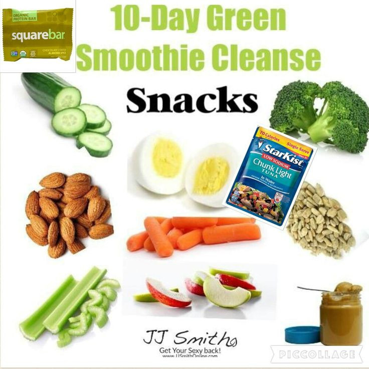 10 Day Green Smoothie Cleanse Recipes  Green Smoothie Detox Diet Jj Smith Ultimate Detox Diet