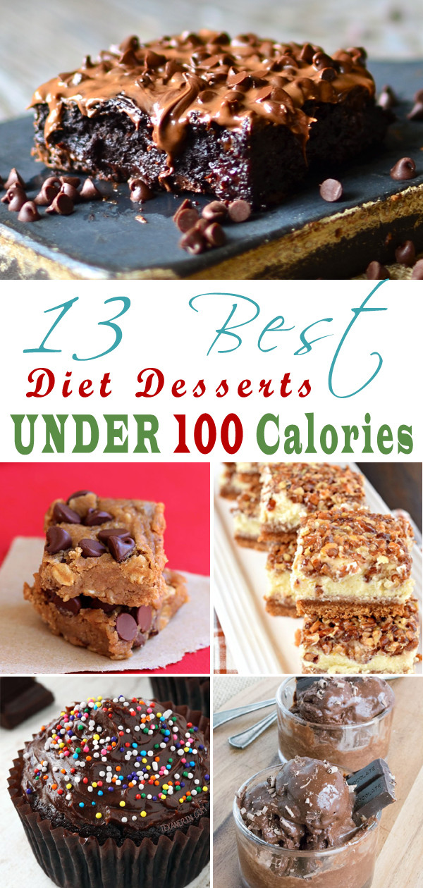 100 Calorie Desserts  13 Best Diet Desserts Under 100 Calories