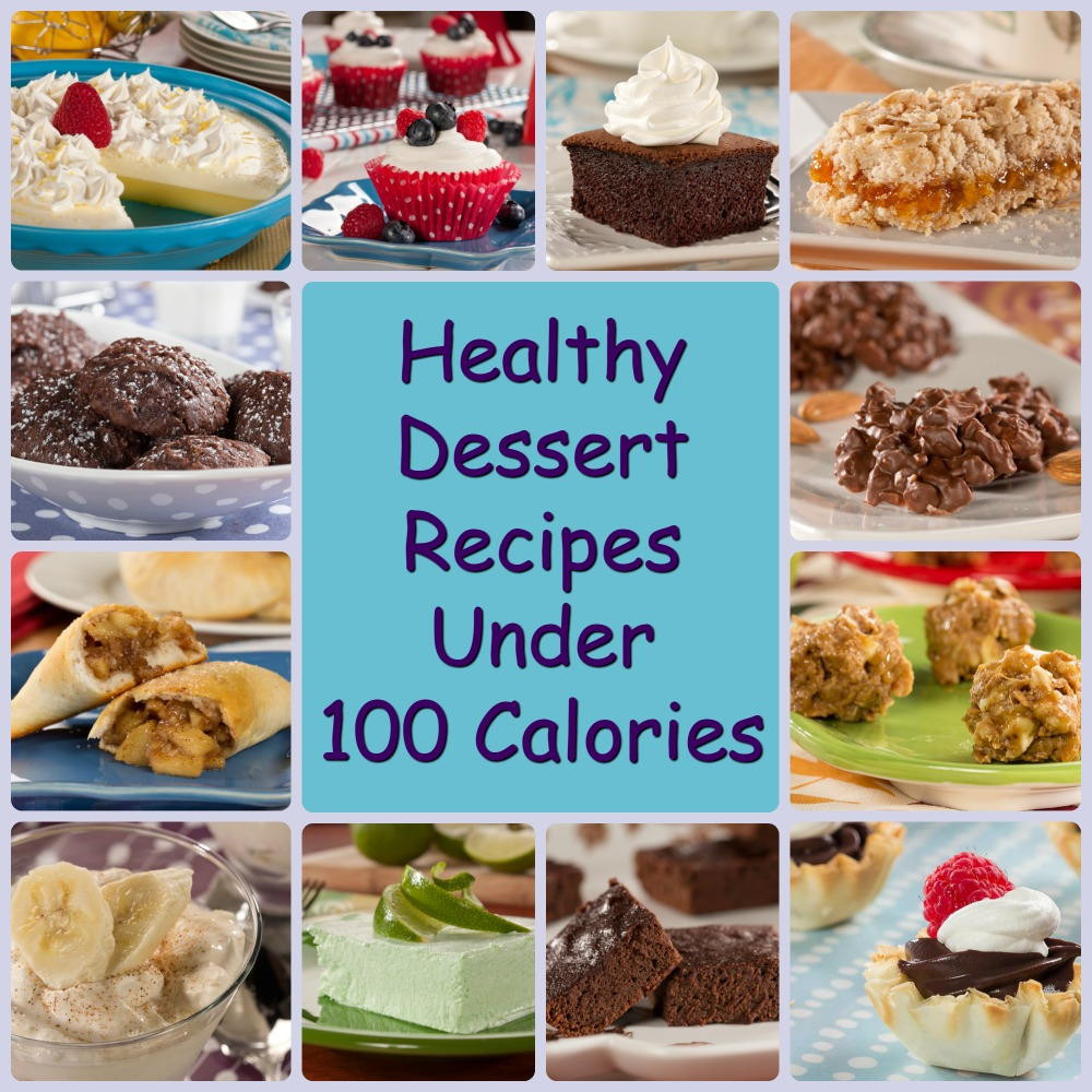 100 Calorie Desserts  Healthy Dessert Recipes under 100 Calories