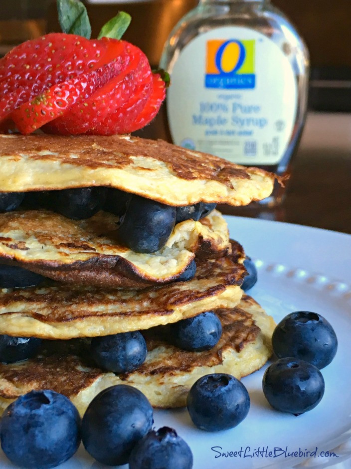 2 Ingredient Banana Pancakes  Sweet Little Bluebird 2 Ingre nt Banana Pancakes