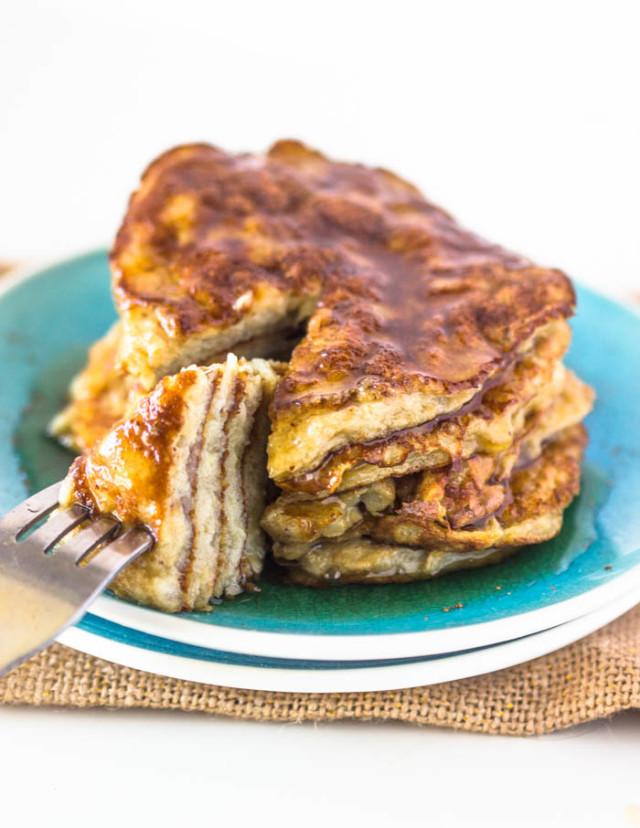 2 Ingredient Banana Pancakes  Healthy 2 Ingre nt Pancakes Paleo Gluten & Dairy Free