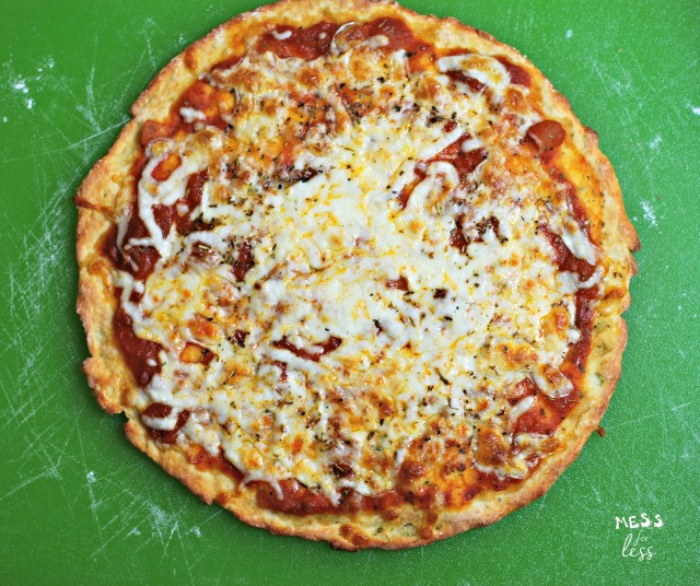 2 Ingredient Pizza Dough  2 Ingre nt Pizza Dough Mess for Less