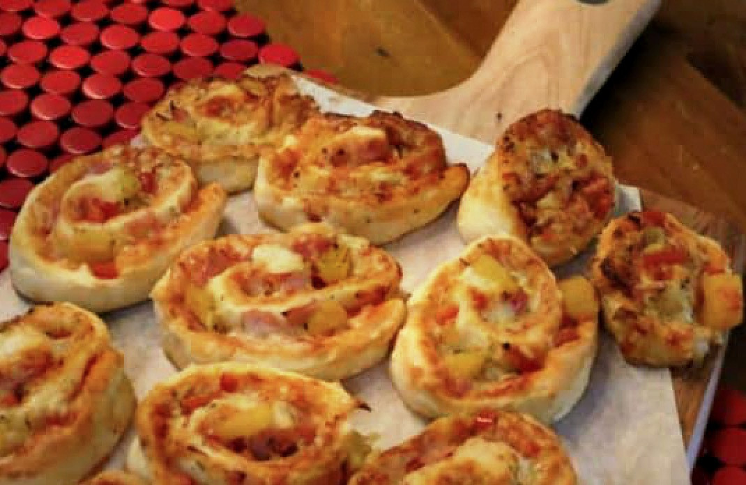 2 Ingredient Pizza Dough  2 Ingre nt Pizza Dough Scrolls Quick Video Tutorial