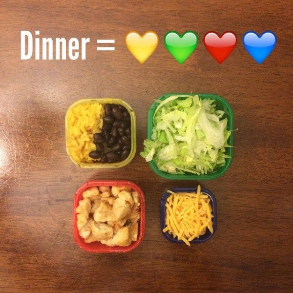 21 Day Fix Dinner Idea  21 Day fix approved dinner ideas