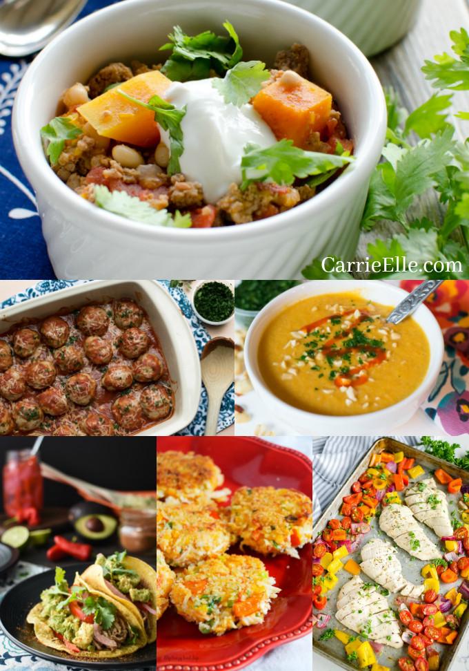 21 Day Fix Dinner Idea  21 Day Fix Dinner Recipes Carrie Elle