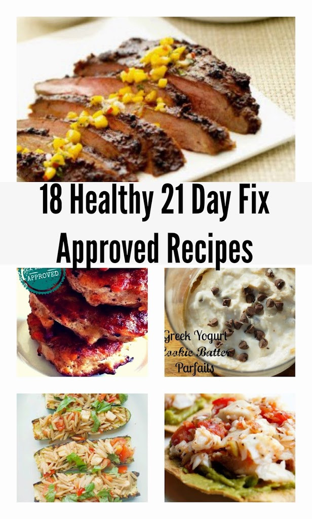 21 Day Fix Dinner Idea  21 Day Fix Recipes for the 21 Day Fix by Beachbody