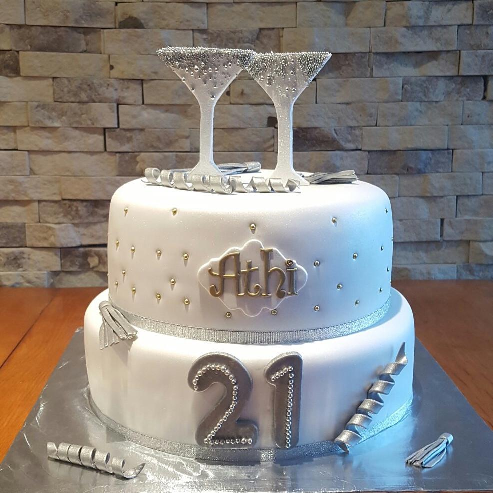 21St Birthday Cake  21ST BIRTHDAY CAKES