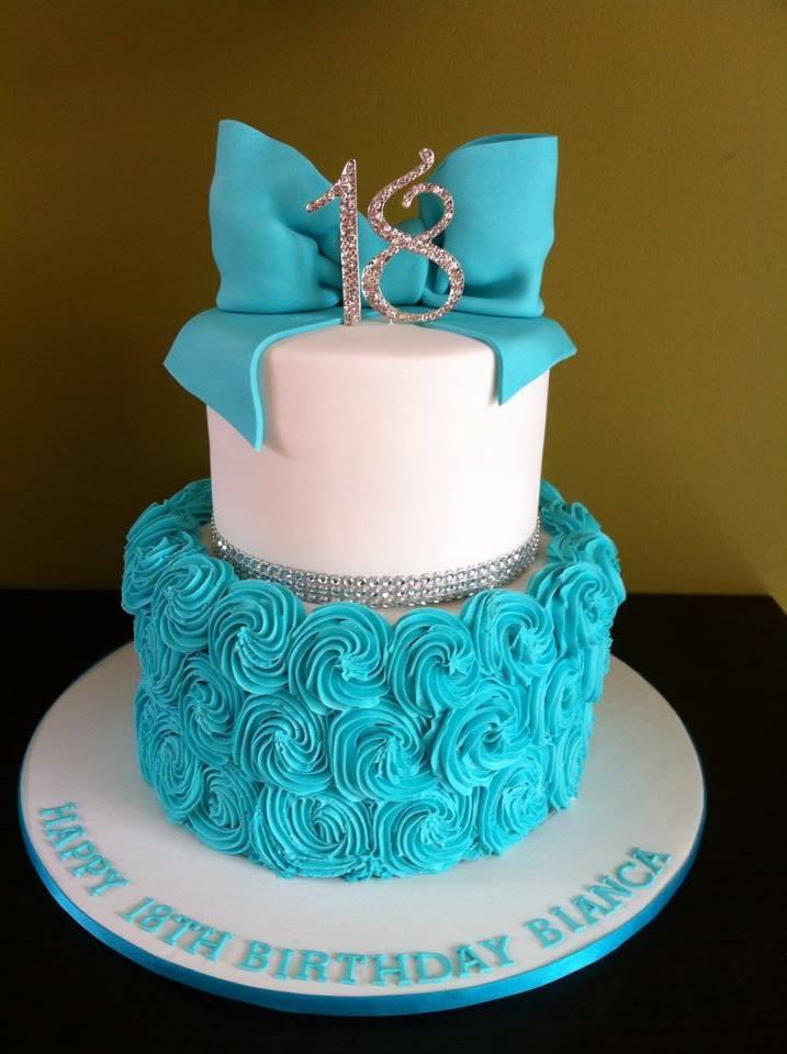 21St Birthday Cake  18th & 21st Birthday Cakes