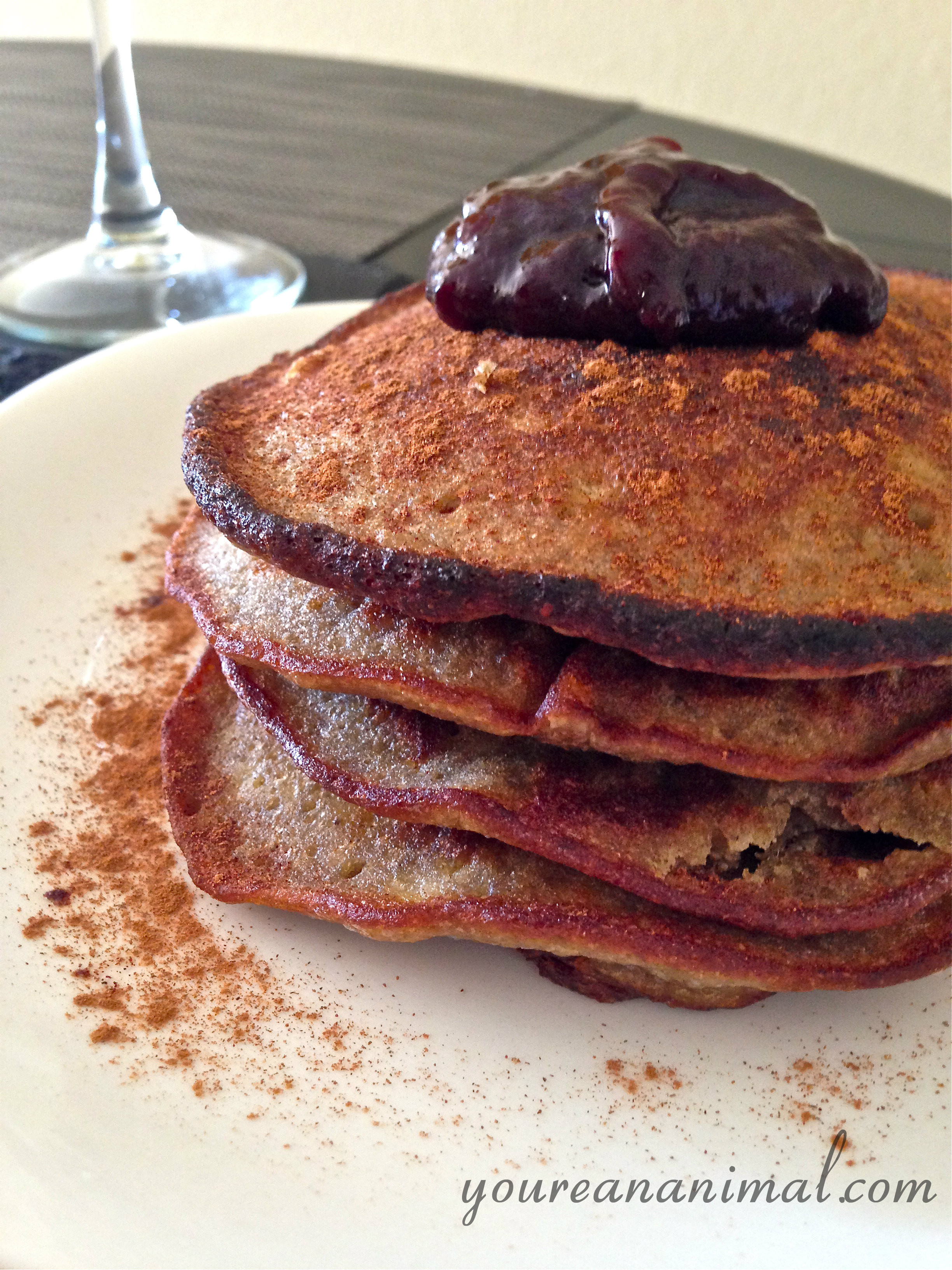 3 Ingredient Protein Pancakes  Three Ingre nt Protein Pancakes Grain Free Nut Free