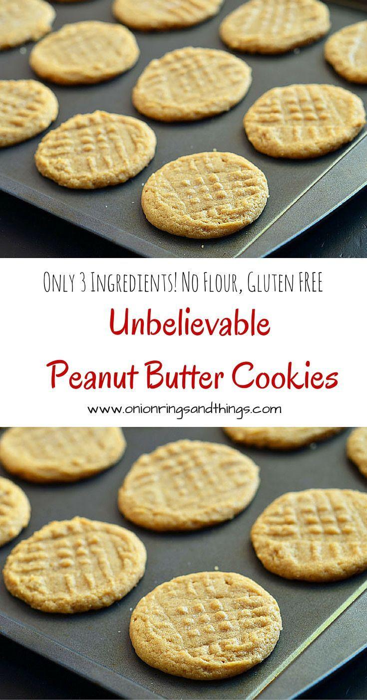 3 Ingredient Sugar Cookies  The 25 best Three ingre nt cookies ideas on Pinterest