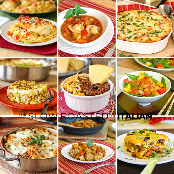 30 Minute Dinners  An Ode to 30 Minute Meals 16 30 Minute Meals