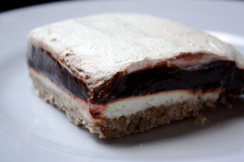 4 Layer Chocolate Dessert  Four Layer Chocolate Pudding Dessert