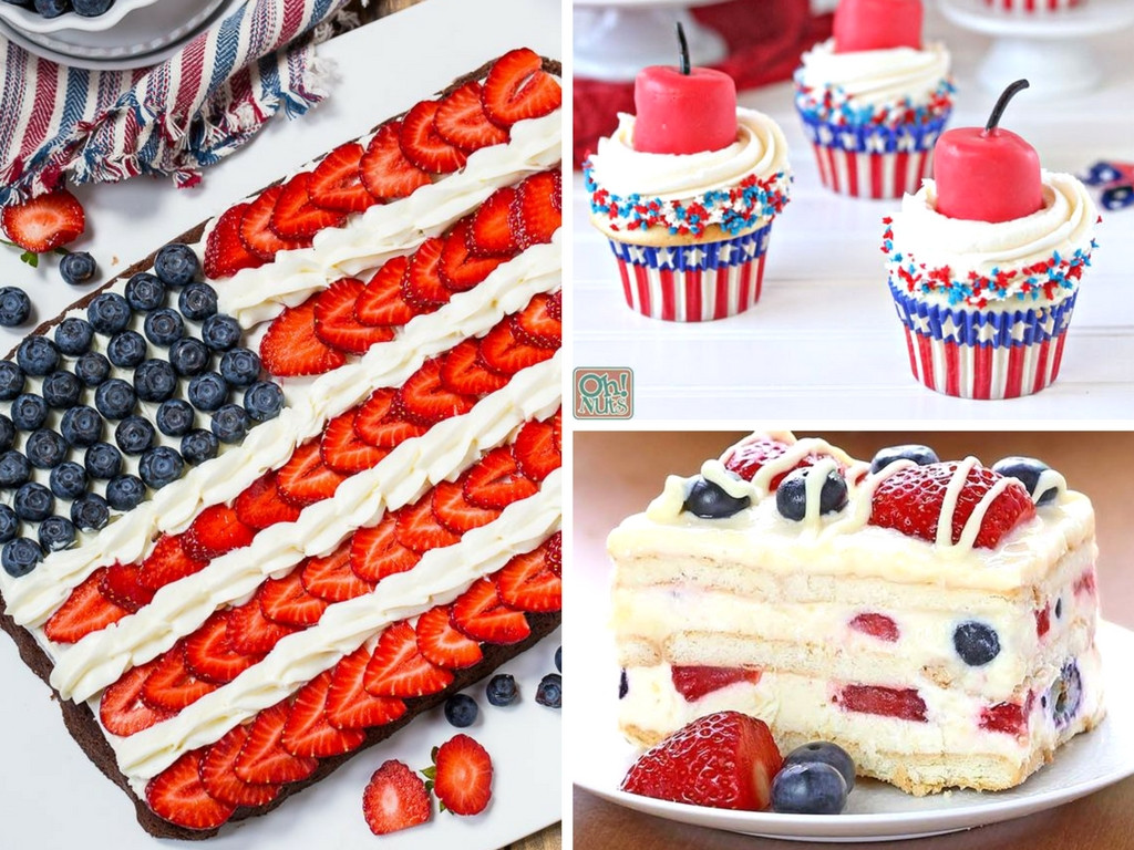 4 Of July Dessert  23 Best 4th of July Dessert Ideas That Are Easy