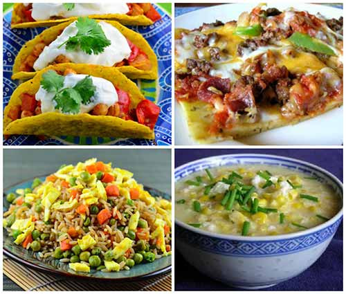 400 Calorie Dinners  40 Dinners Under 400 Calories Recipes Mental Scoop