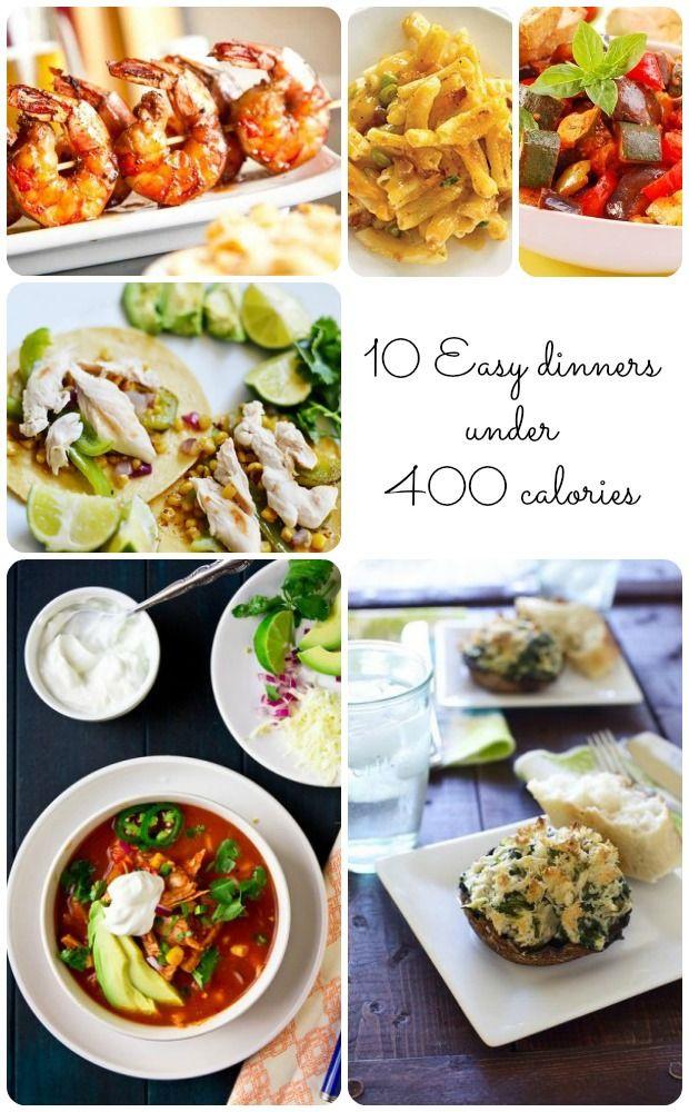 400 Calorie Dinners  17 Best images about 400 calorie meals on Pinterest