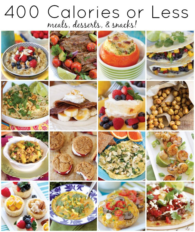 400 Calorie Dinners  Our Best Bites 400 Calories or Less Cookbook Capturing