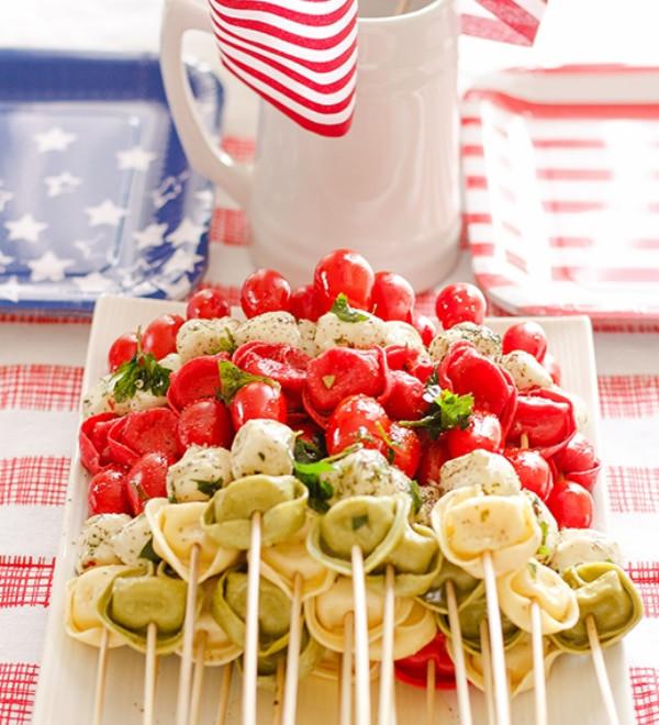 4Th Of July Appetizers  12 4th of July Appetizers to Celebrate thegoodstuff