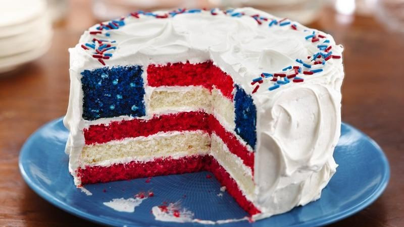 4Th Of July Cake Recipes  Easy 4th of July Desserts Make For Festive Celebrations