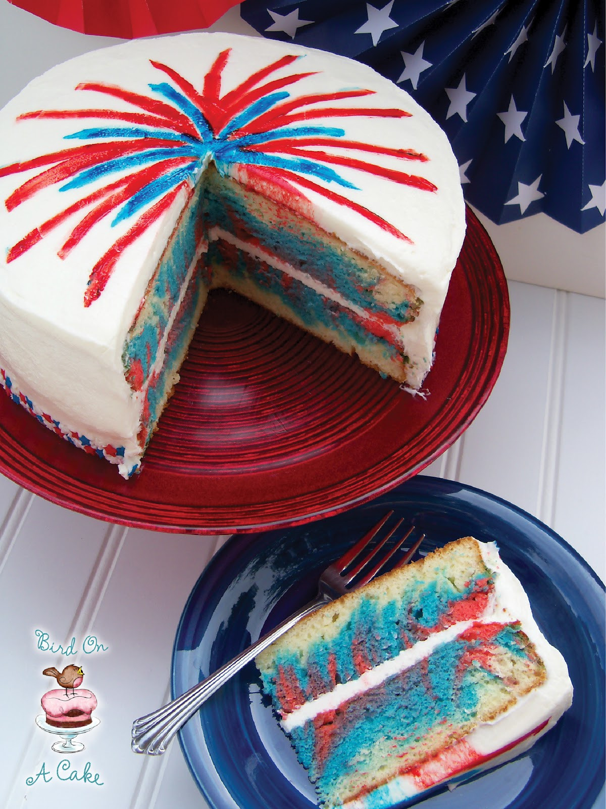4Th Of July Cake Recipes  30 DIY Fourth of July Projects The 36th AVENUE