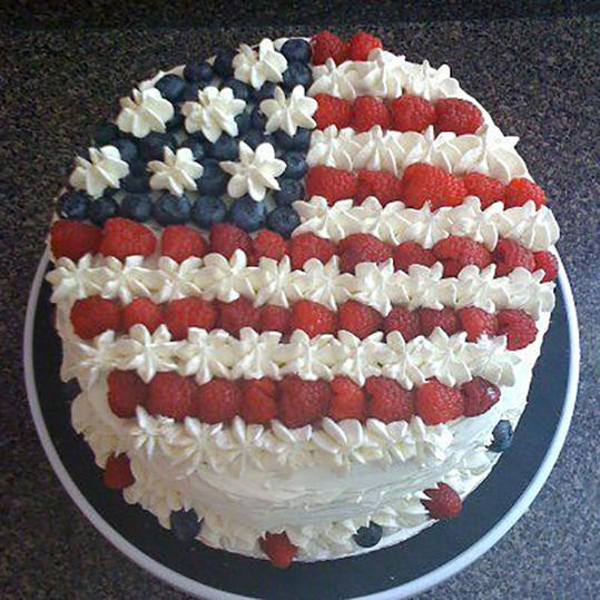 4Th Of July Cake Recipes  Fourth of July Cake Ideas Southern Living