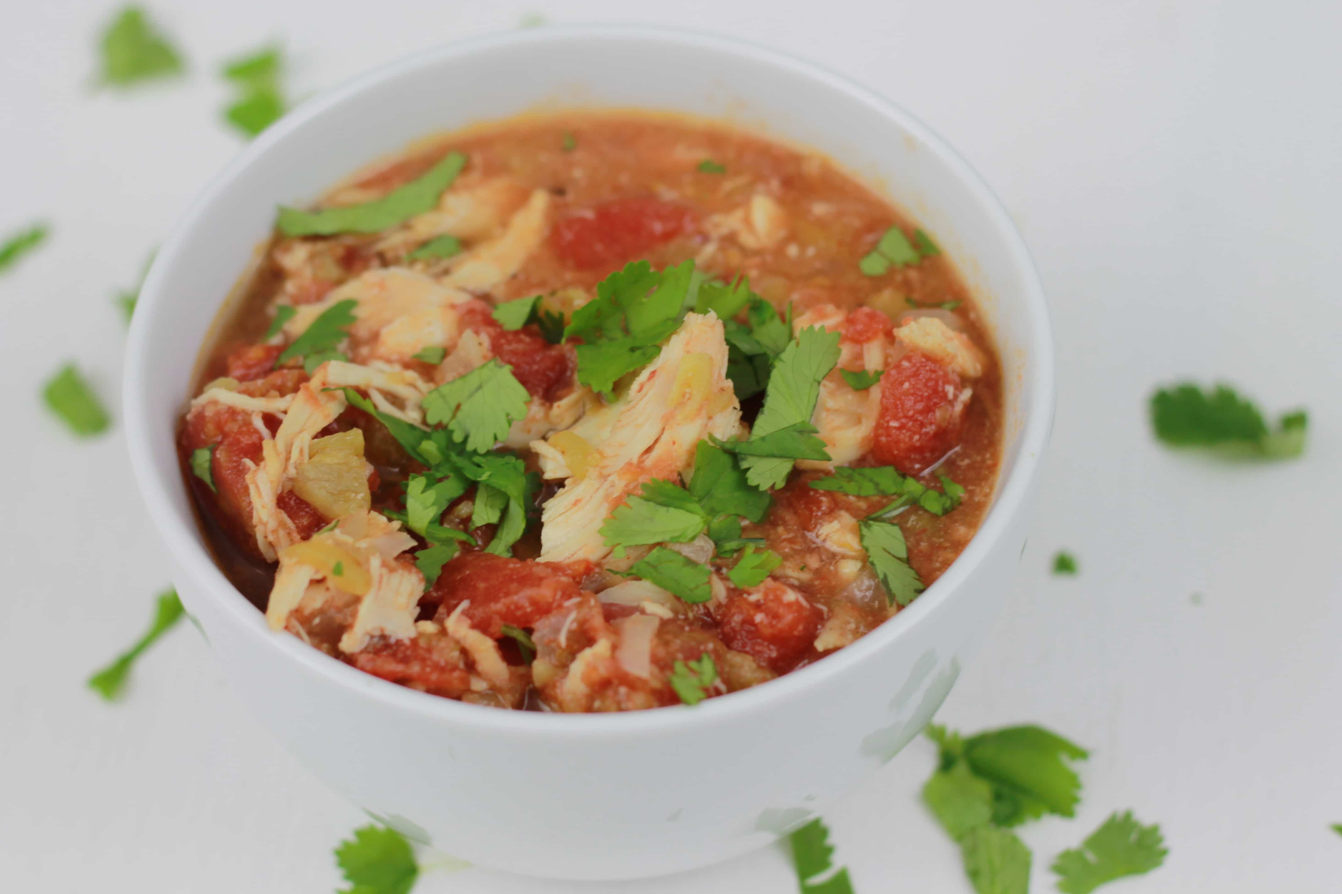 5 Dinners In 1 Hour  Slow Cooked Tortilla Soup CE 5 Dinners In 1 Hour