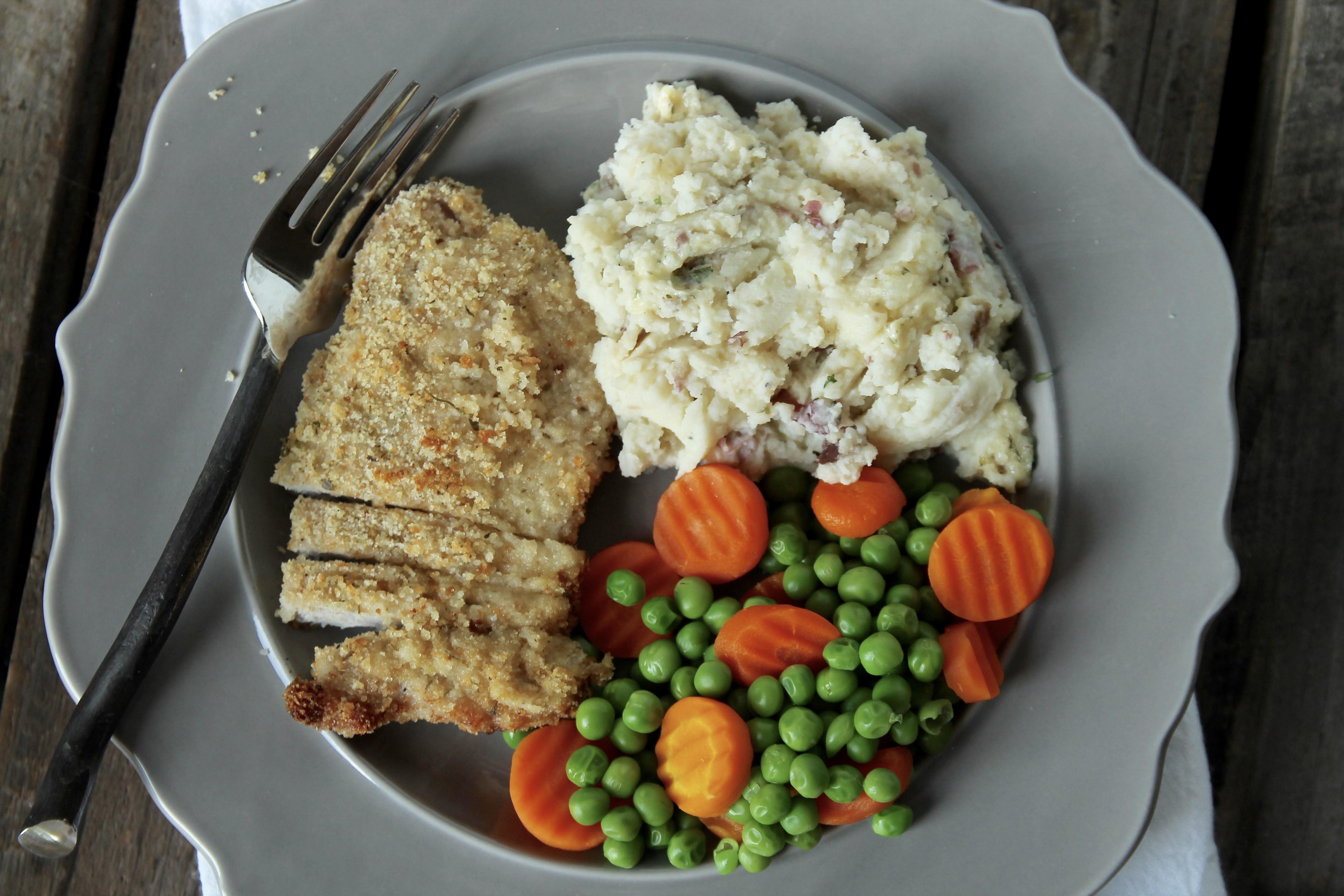 5 Dinners In 1 Hour  Crispy Pork Chops C 5 Dinners In 1 Hour