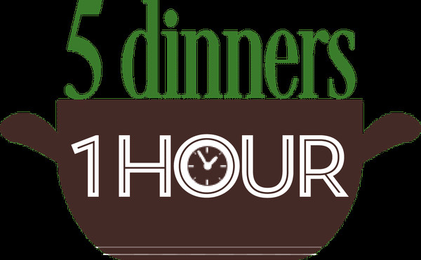 5 Dinners In 1 Hour  LP4 Dinners 5 Dinners In 1 Hour