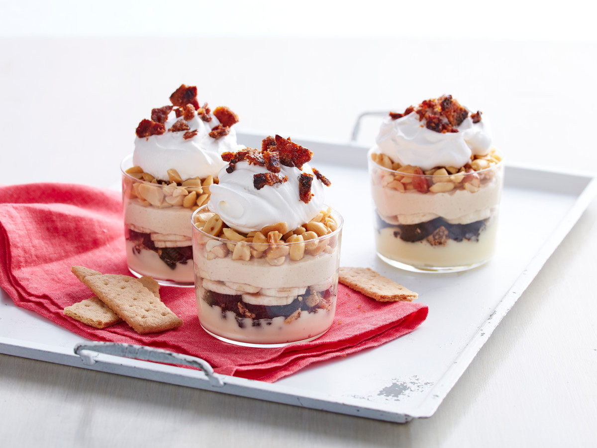 7 Layer Pudding Dessert  7 Layer Elvis Dessert Dip Recipe Southern Living