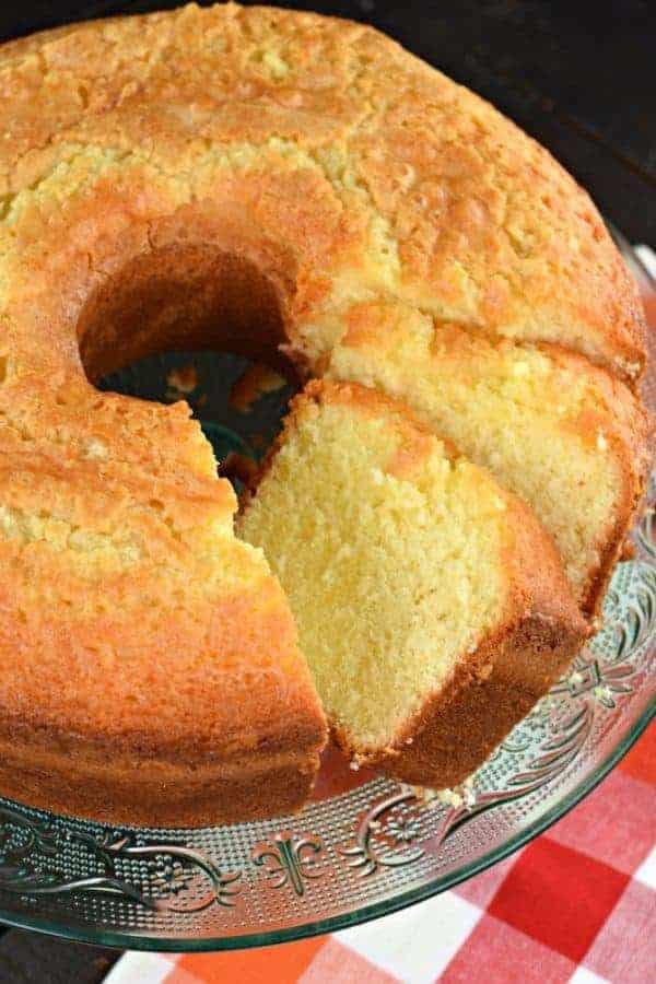 7 Up Pound Cake  7 Up Pound Cake Shugary Sweets
