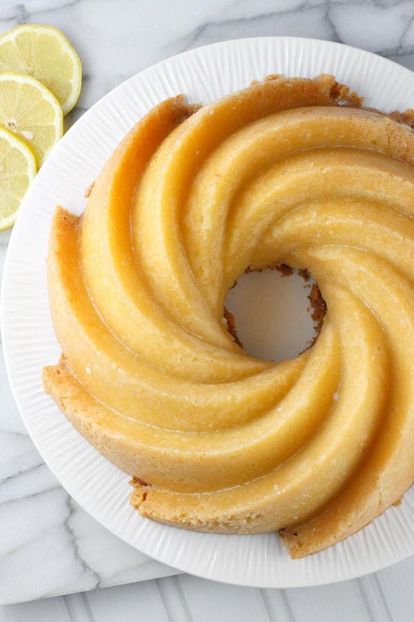 7 Up Pound Cake  7 Up Pound Cake RecipeGirl
