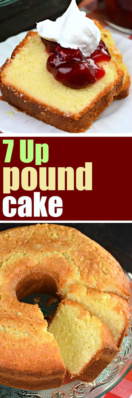 7 Up Pound Cake  7 up pound cake 11 Shugary Sweets