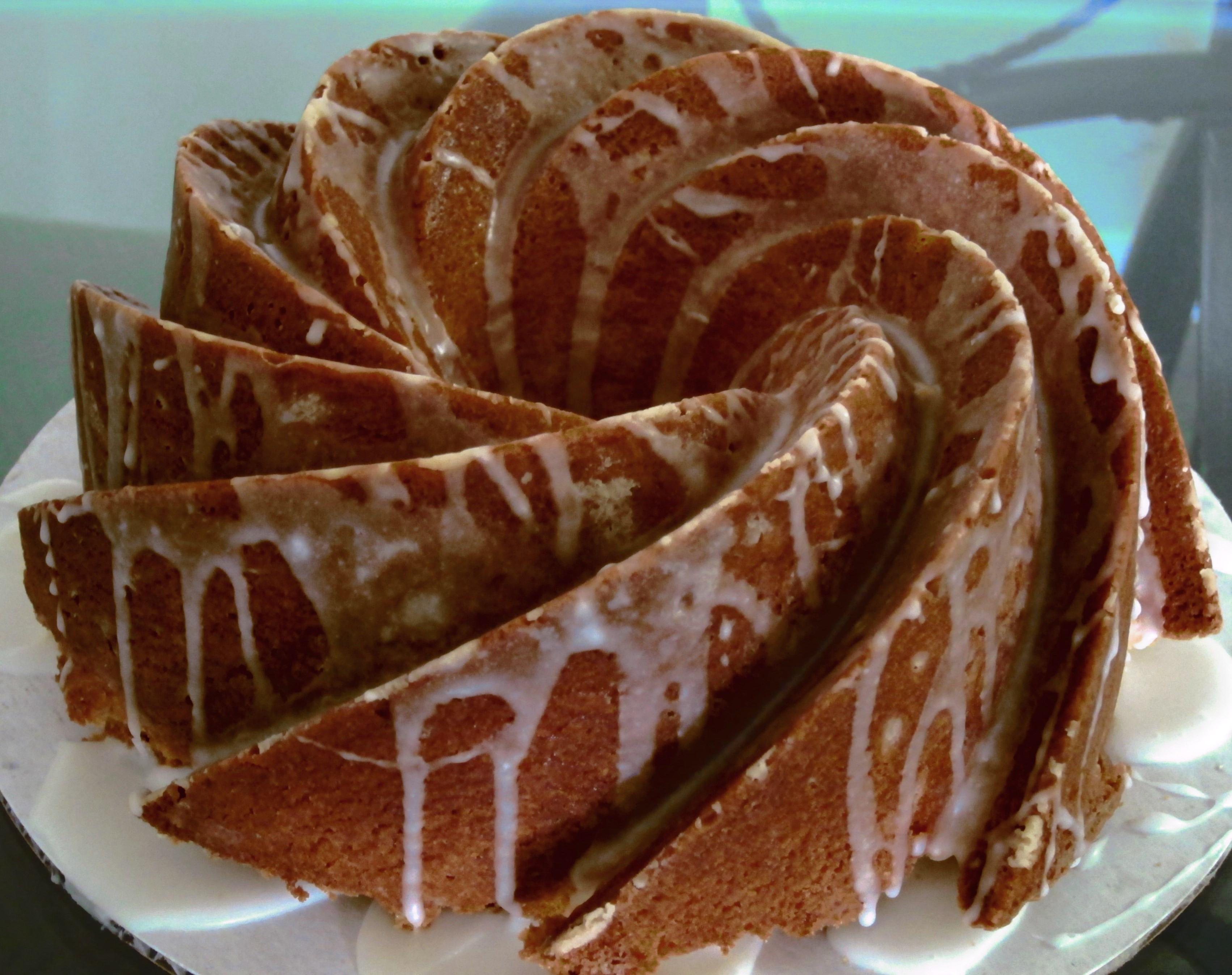 7 Up Pound Cake  pound cake cupcakes – The Sassy Apron