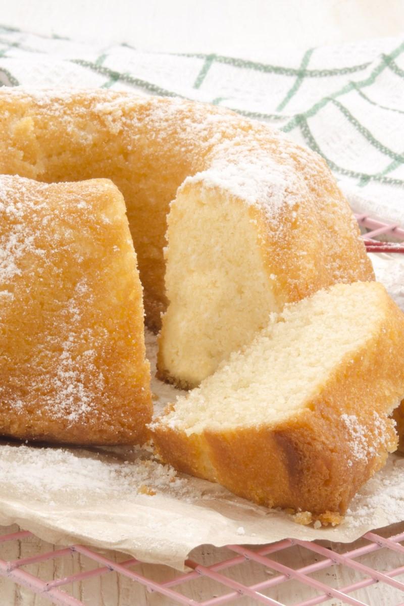 7Up Pound Cake Recipe  Old Fashioned 7 Up Pound Cake