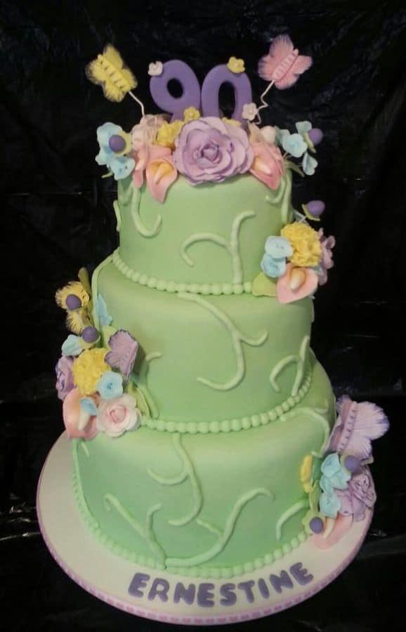90Th Birthday Cake  90th Birthday Cakes and Cake Ideas