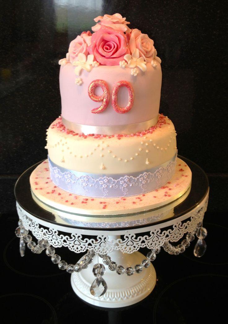 90Th Birthday Cake  90th Birthday Cake Quotes QuotesGram