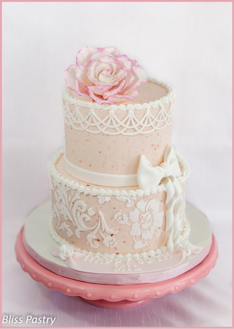90Th Birthday Cake  90Th Birthday Cake CakeCentral