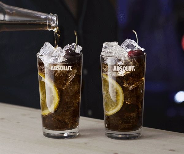 Absolut Vodka Drinks  43 best images about Absolut Vodka Drink Recipes on