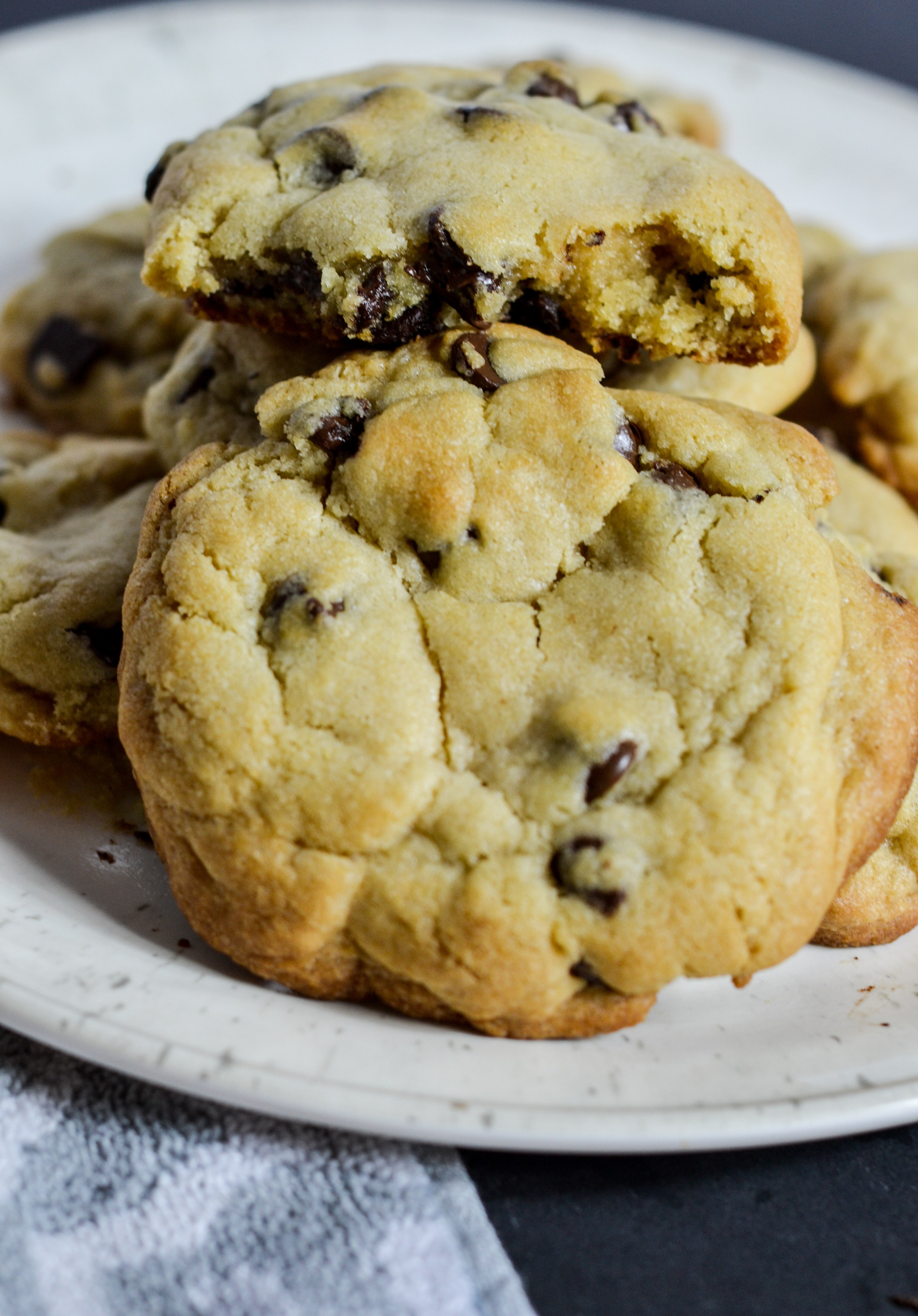 Absolute Best Chocolate Chip Cookies  The ABSOLUTE BEST Chocolate Chip Cookies – Simply Nutmeg s