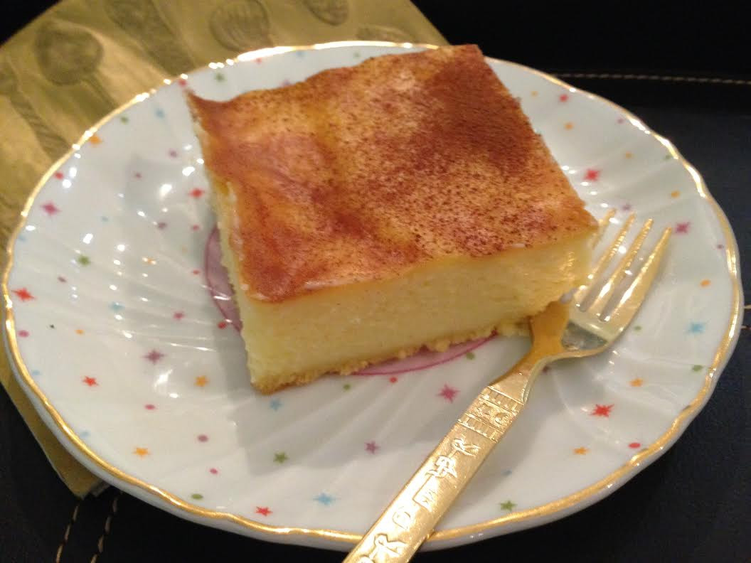 African Dessert Recipes  Milk Tart Tasty Recipes