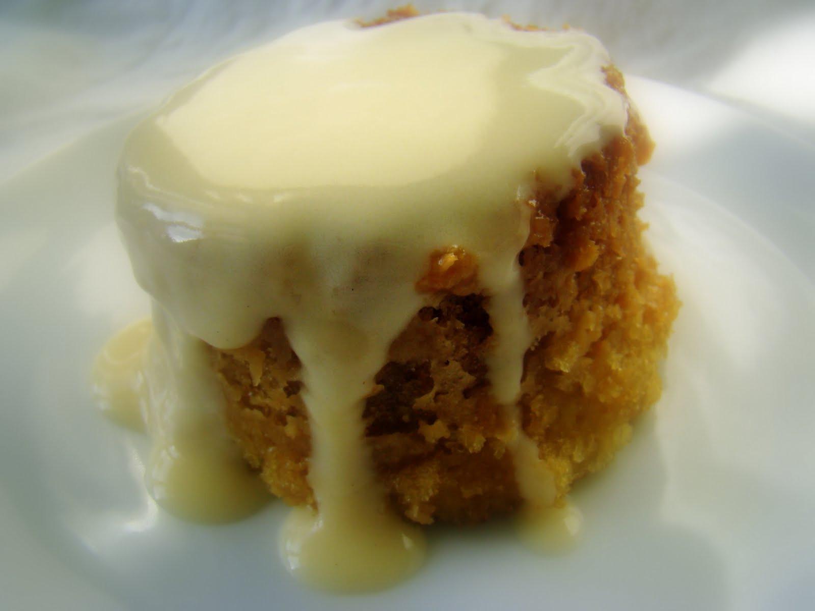 African Dessert Recipes  In Heidi s Kitchen Malva Pudding