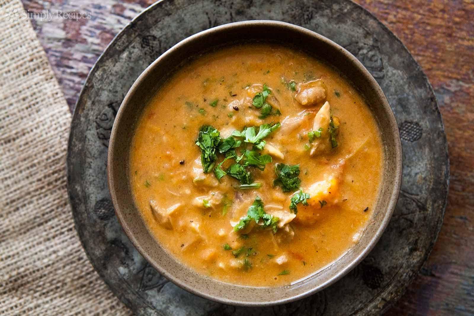 African Peanut Stew  African Chicken Peanut Stew Recipe