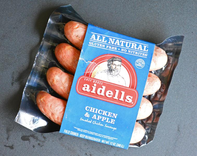 Aidells Chicken Apple Sausage  Paleo Anti inflammatory Chicken and Apple Sausage Recipe