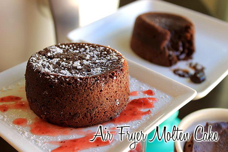 Air Fryer Dessert Recipes  Best 25 Air fryer cake recipes ideas on Pinterest