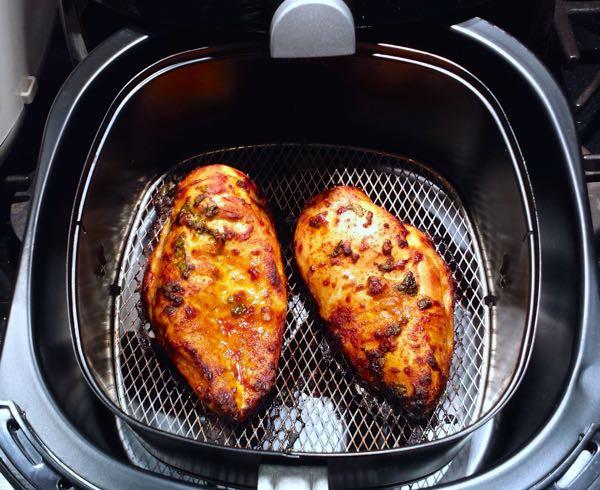 Air Fryer Fried Chicken Breast  Beretta Farms' Chermoula Chicken EverythingMom