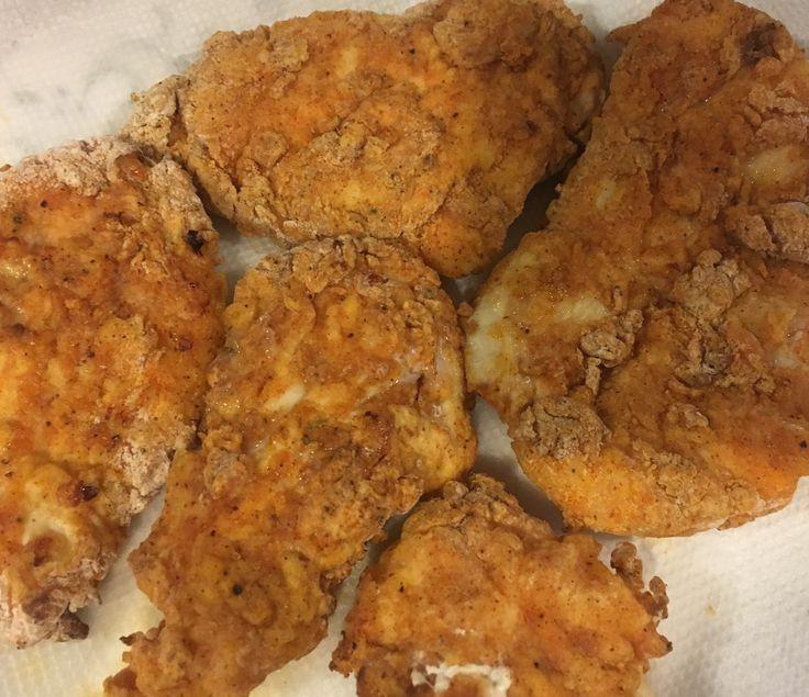 Air Fryer Fried Chicken Breast  As 25 melhores ideias de Air fryer recipes chicken breast