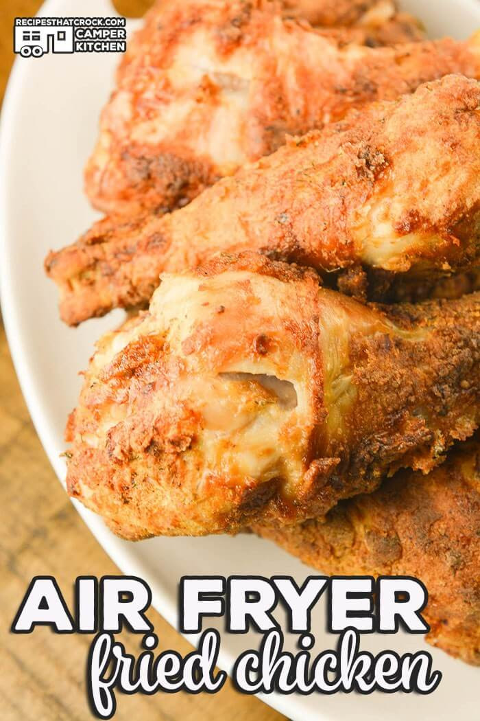 Air Fryer Fried Chicken Recipe  Meal Plan Monday 116 A Southern Soul