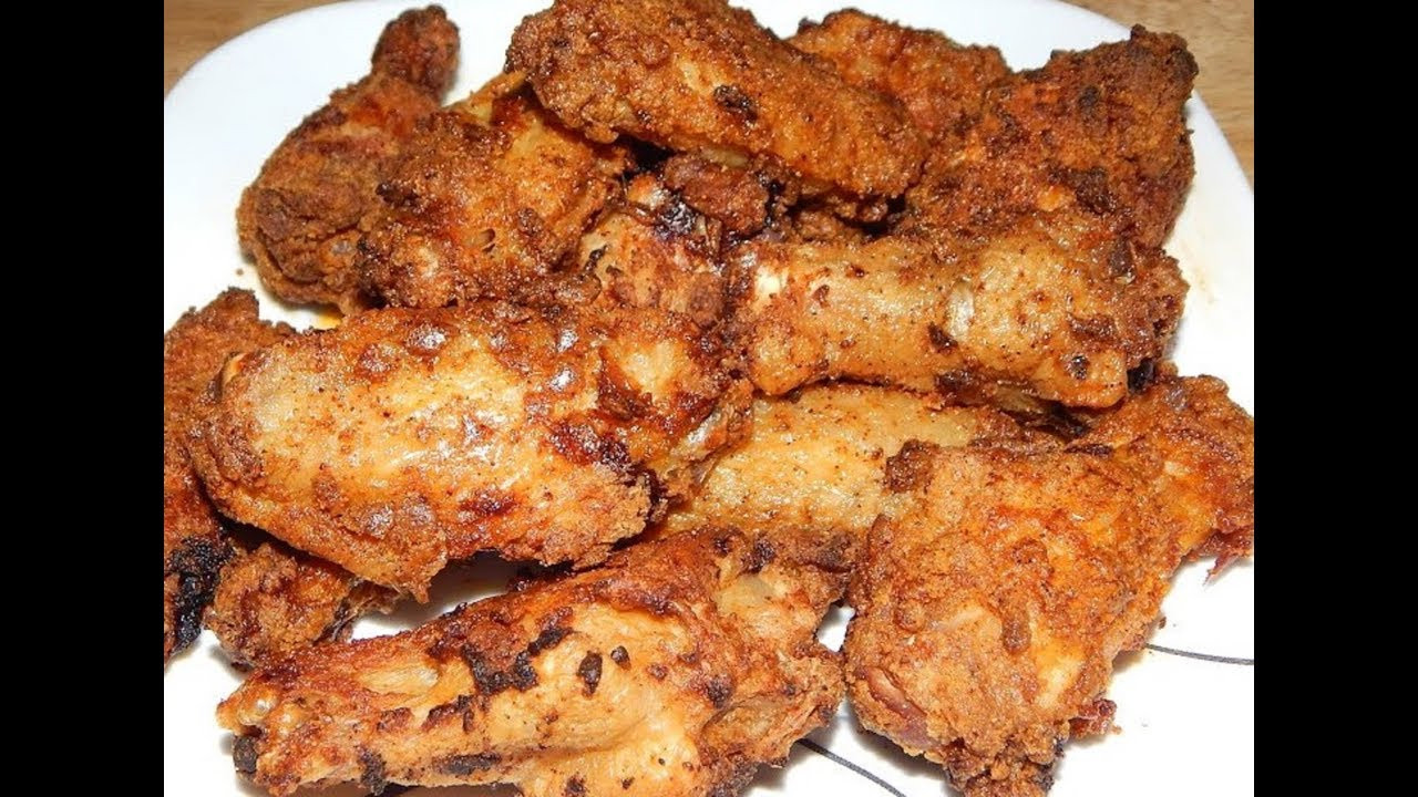 Air Fryer Fried Chicken Recipe  Fried Chicken Wings in the ActiFry Air fryer Chicken